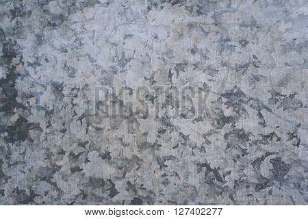 Background made of sheet galvanized iron. Grunge texture.