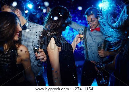Dance gathering
