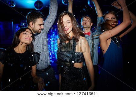 Dancing party