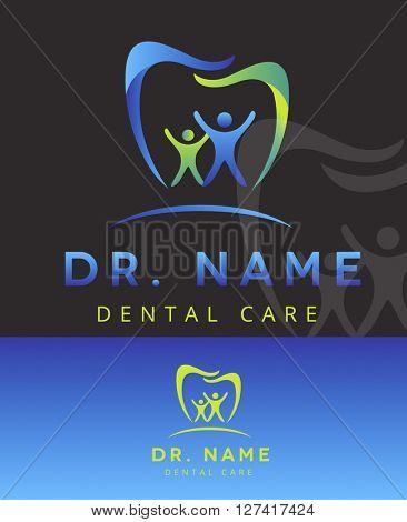 dental icon / logo , premium design