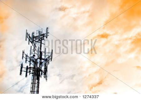 Urban Communications Tower