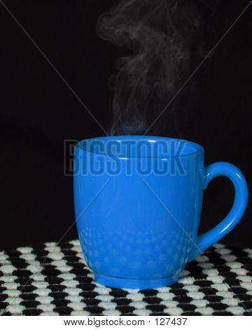 Big Blue Cup
