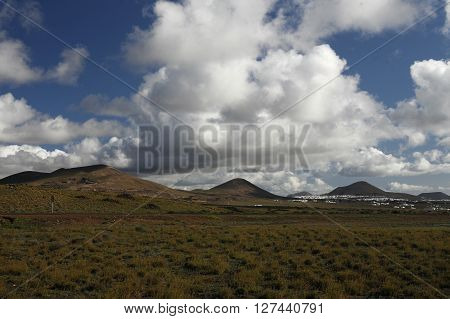 Europe Canary Islands Lanzarote