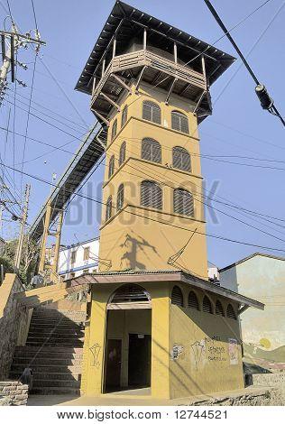 Elevator Tower