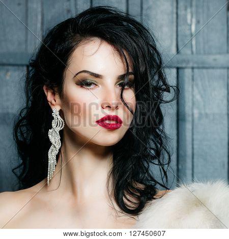 Sexy Beautiful Woman