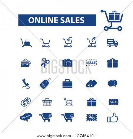 ecommerce icons