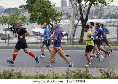 Vodafone Istanbul Half Marathon 2016