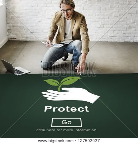 Protect Saving Security Safety Prevention Protection Concept