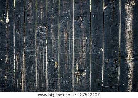 Old wood texture background wooden board rustic fence.