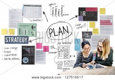 Plan Planning Operations Solution Vision Strategy Concept