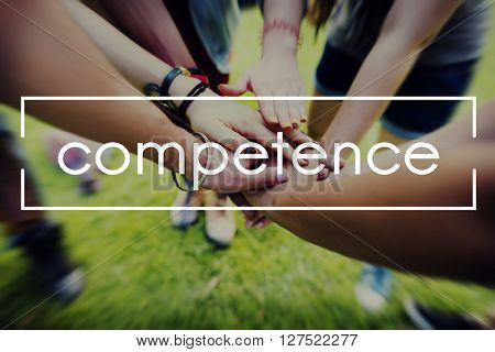 Competence Skill Ability Expertise Performance Concept