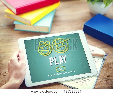 Play Playing Playground Activity Hobby Concept