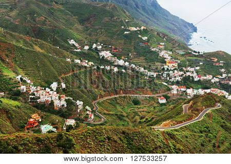 Anaga Mountains, Tenerife, Spain, Europe