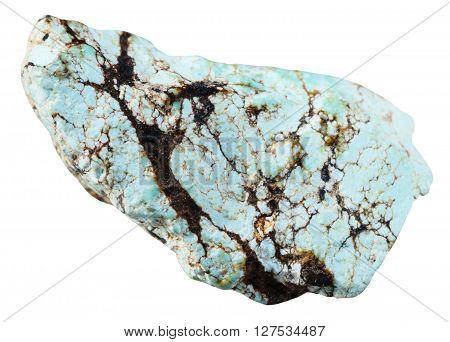 Specimen Of Turquoise Gemstone From Kazakhstan
