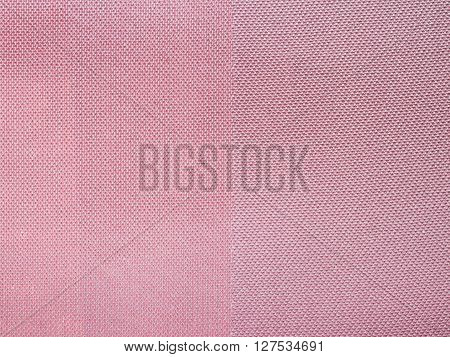 Textile Background - Pink Batiste Fabric