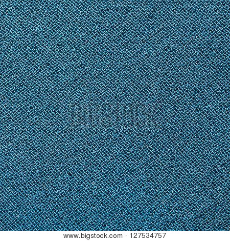 Square Textile Background - Blue Green Silk Fabric