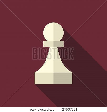 Chess Pawn, Long Shadow