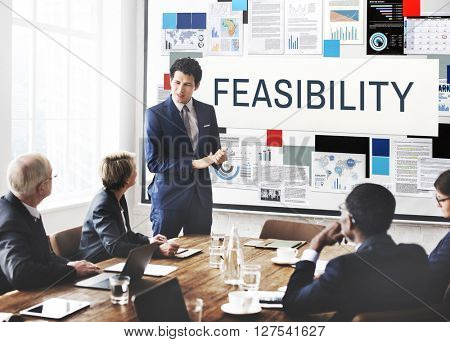 Feasibility Feasible Possible Suitable Potential Concept
