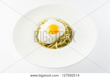 pasta with egg