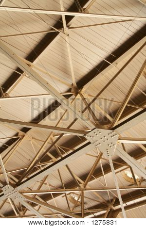 Metal Roof Ceiling