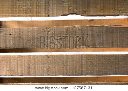 light - brown wooden paneling as a background