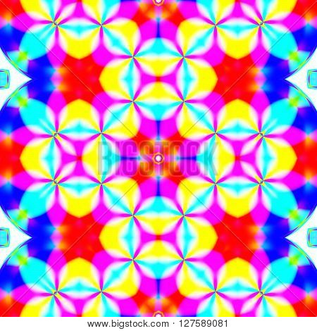 Colorful pattern. Generated texture for web backgroung