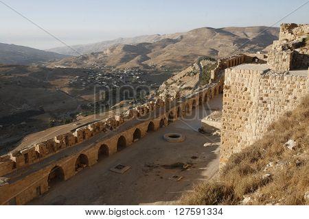 Asia Middle East Jordan Karak