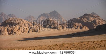 Asia Middle East Jordan Wadi Rum