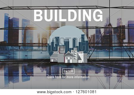 Architecture Real Estate Building Concept