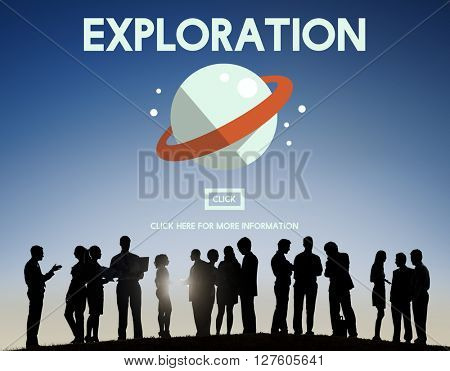 Exploration Explore Space Galaxy Astrology Concept