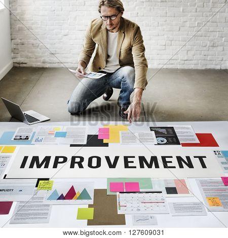 Improve Innovation Progress Reform Better Concept
