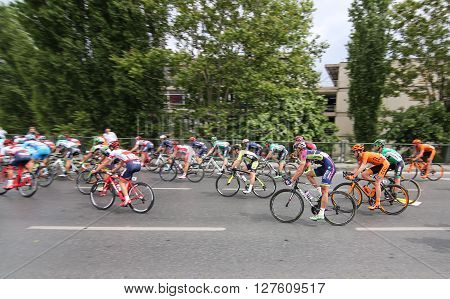 52Nd Presidential Cycling Tour Of Turkey