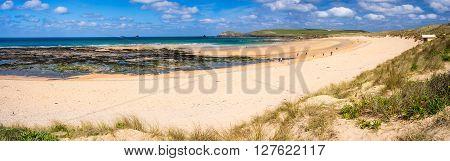 Constantine Bay Cornwall England