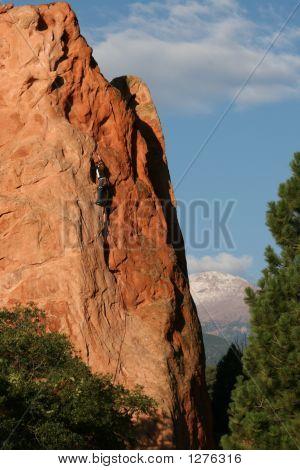 Colorado Climber