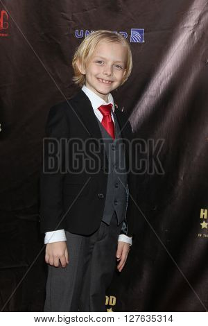 LOS ANGELES - APR 27:  Christian Ganiere at the 2016 Daytime EMMY Awards Nominees Reception at the Hollywood Museum on April 27, 2016 in Los Angeles, CA