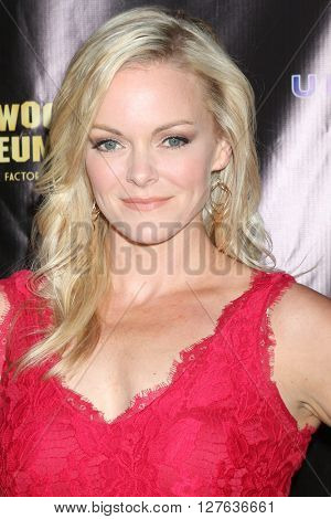 LOS ANGELES - APR 27:  Martha Madison at the 2016 Daytime EMMY Awards Nominees Reception at the Hollywood Museum on April 27, 2016 in Los Angeles, CA