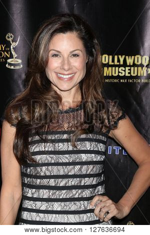 LOS ANGELES - APR 27:  Marie Masters at the 2016 Daytime EMMY Awards Nominees Reception at the Hollywood Museum on April 27, 2016 in Los Angeles, CA