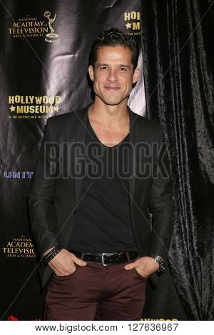 LOS ANGELES - APR 27:  Miles Gaston Villanueva at the 2016 Daytime EMMY Awards Nominees Reception at the Hollywood Museum on April 27, 2016 in Los Angeles, CA
