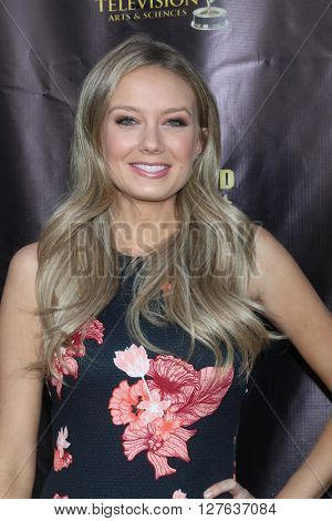 LOS ANGELES - APR 27:  Melissa Ordway at the 2016 Daytime EMMY Awards Nominees Reception at the Hollywood Museum on April 27, 2016 in Los Angeles, CA