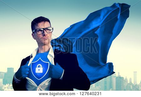 Protection Privacy Confidential Identity Security Concept