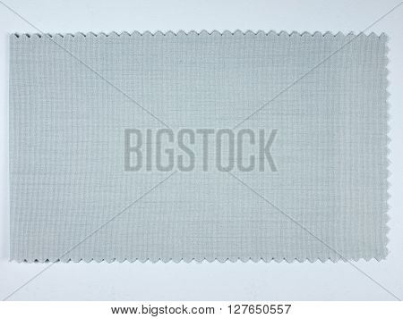 Grey Fabric Sample