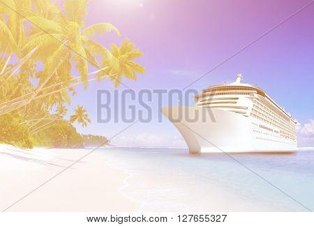 Summer Beach Cruise Concept