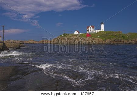 Cape Neddick Lighthouse The Nubble Maine