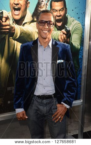 LOS ANGELES - APR 21:  Andre Royo at the Keanu Los Angeles Premiere at the ArcLight Hollywood Theaters on April 21, 2016 in Los Angeles, CA
