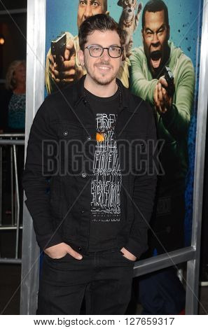 LOS ANGELES - APR 21:  Christopher Mintz-Plasse at the Keanu Los Angeles Premiere at the ArcLight Hollywood Theaters on April 21, 2016 in Los Angeles, CA
