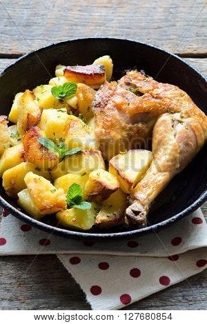 Prepared Chicken