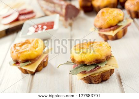 Proja Sandwichs