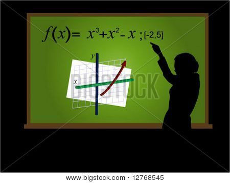 Virtual Classroom (3 of 3) - Teaching Calculus; Separate Items, Vector