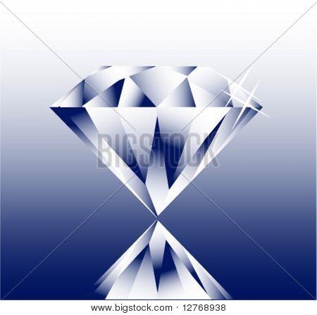 Diamond - Vector