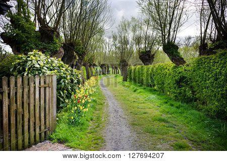 Rural Flanders, Belgium